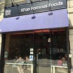 The restaurant on Broadway, Upper West Manhattan