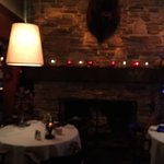 Hedges 9 Mile Point Restaurant - fireplace