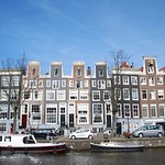 Prinsengracht canal houses