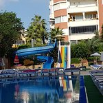 Club Big Blue Suite Hotel Foto