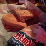Smasher sandwich