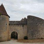Château et jaccuzi