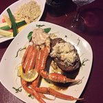 House Weekly Special Ciao's Surf & Turf