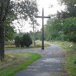 Kreuz am Rundweg