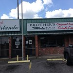 Brothers Seafood storefront