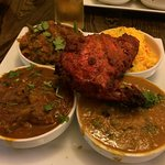 The Meat Thalis