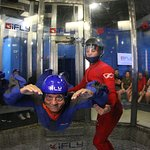 If you ever wanted to try to skydive but did not want to jump out of a plane-This is for You!