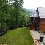 Lands Creek Log Cabins Foto