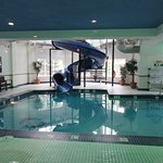 Awesome pool area.