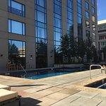 Rooftop pool!
