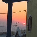 Sunrise form my balcony