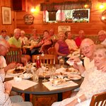 The Friday Night Diners of The Villages