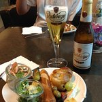 Executive Lounge Food & Drink