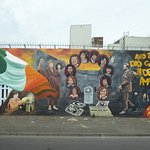 Shankill Road murals tell the story of the community
