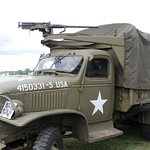 Original WW2 truck