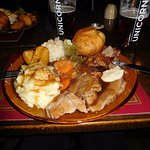 Roast Beef Sunday Lunch - delicious!