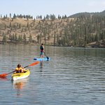 Photo de Kal Lake Hideaway Bed & Breakfast Vacation Resort