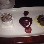 Chocolate Hazlenut Dessert