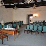 Der Rittersaal für standesamtliche Trauungen
