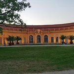 Die Orangerie im Schloßpark