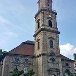 Die Hugenottenkirche in Erlangen