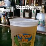Nice cold beer!