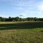 Beutiful day for a skydive