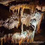 Tuckaleechee Caverns - Shroud Curtain