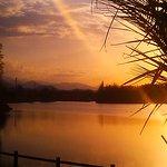 GC - Coucher de Soleil sur le Lac
