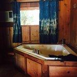 bathtub for 2