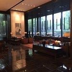 Puli Shanghai -- lobby entrance