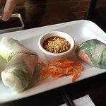 Pho ga / Fresh rolls