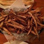 Bangin' fries