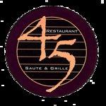 Restaurant 45