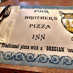 Foto de Four Brothers Pizza Inn