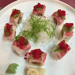 Toro Toro Sushi! Excellent!! Expensive but good!