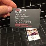 Alba Opera Hotel Foto