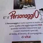Pizzeria Ristorante Personaggio Foto