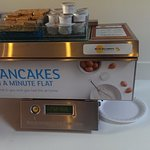 Pancakes machine is interesting... but that's about it.