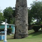 Island history on property.