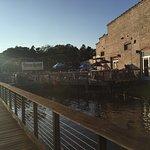Big tuna waterfront dining and surrounding activities!