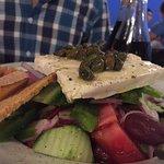 Best Greek Salad in Greece