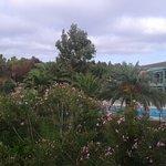 Différentes vues du Tropic Hotel..les 2 premieres de la chambre. ...bassin interieur a la 3 eme