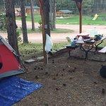 Campsite set