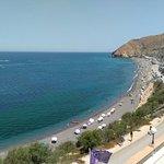 Chafarinas beach