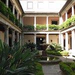 Claustro do Museu Palácio dos Biscainhos