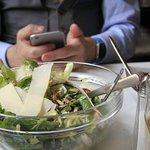 Delicious and healthy salad!