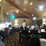 Pavilion Restaurant interior
