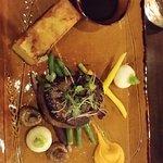 Pavilion Beef fillet meal