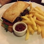 Pavilion steak sandwich